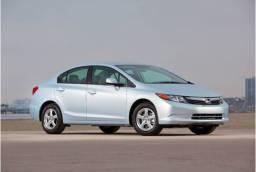 Honda Civic_Natural Gas based model_Green Car of the year award winner