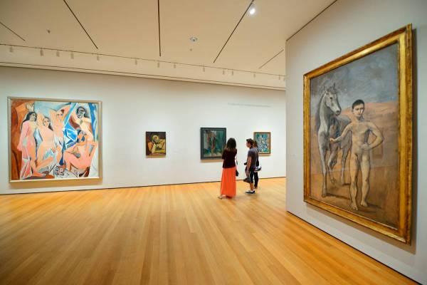 New York MoMA Museum Modern Art