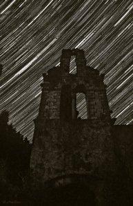star-trails-arkoudilas-monastery