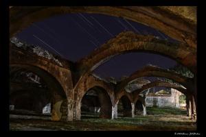 star-trails-ove-venetian-shipyards-gouvia