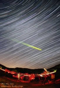 startrails-and-firefly
