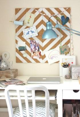quadro cortiça escritório_comprandomeuape.com
