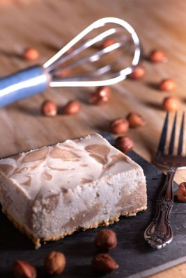 Hazelnut-Cream-Pie