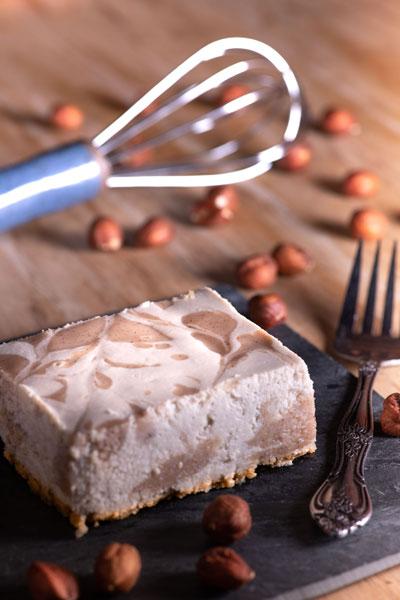 Hazelnut-Cream-Pie