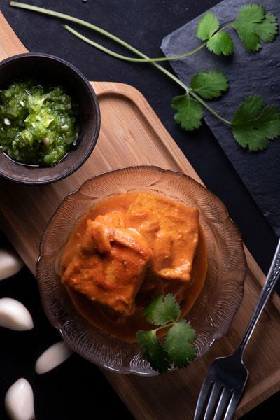 Tofu-Tikka