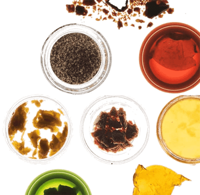Different Types of Cannabis Concentrates