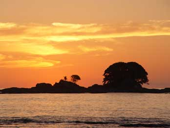 costa rica   pacific coast