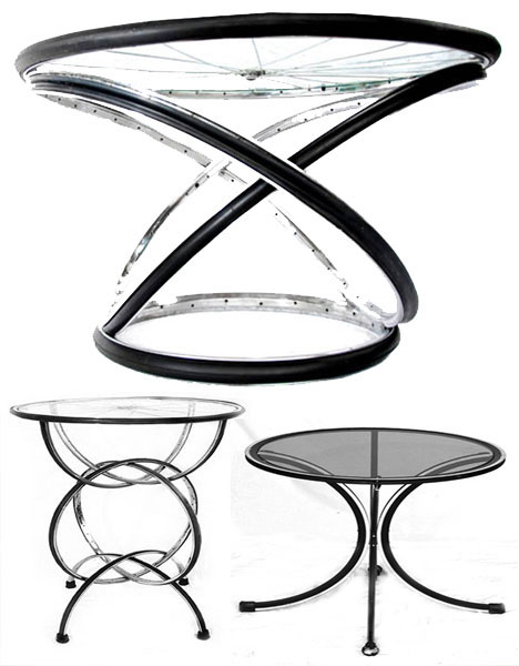 Cycle Spokes Table