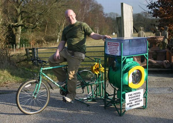 Best Pedal Powered Washing Machine Designs Green Diary