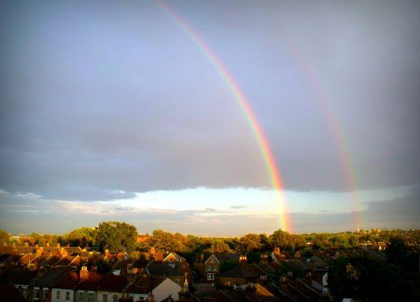 Dual Rainbow