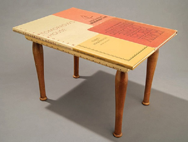 Tables Made From Recycled Materials