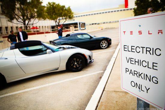 tesla electric car factory 3