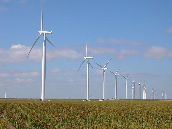 Roscoe Wind Farm