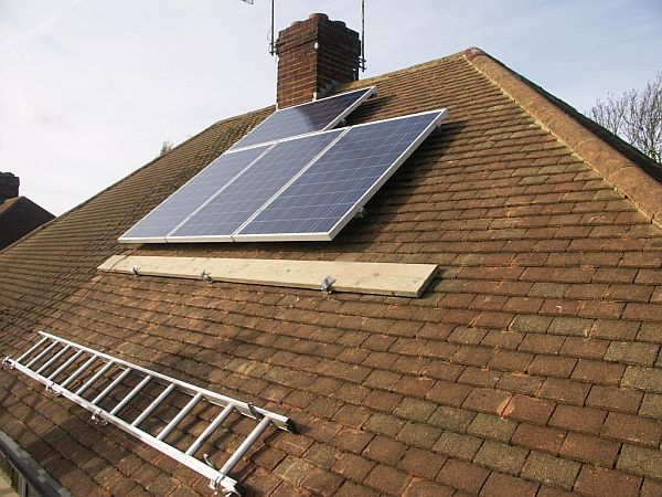 solar panel at home (1)