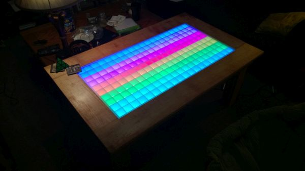 LED Coffee Table 2