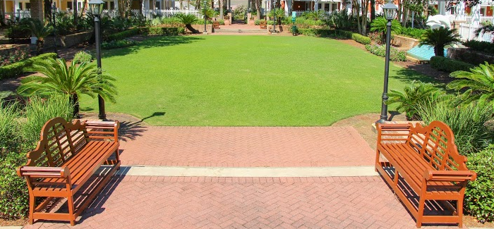 5 't- commercial landscaping