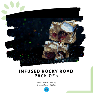Infused Rocky Road