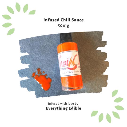 Infused Chili Sauce