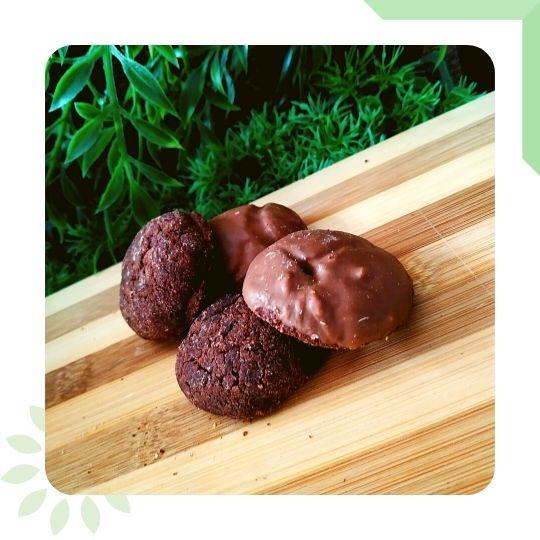 Infused Chocolate Cookies