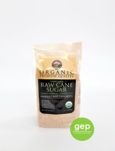 Organic Sugar 400grams