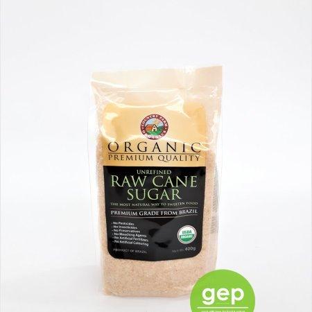 Organic Sugar 400grams