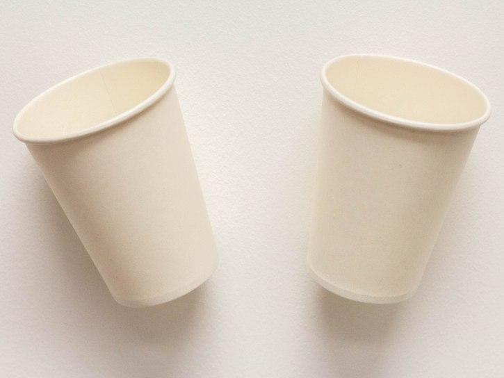 9oz Plain Cup