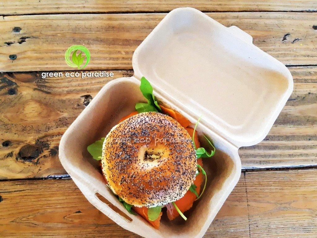Bagel food box