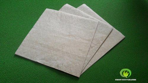 Brown napkin