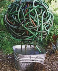 Can You Recycle Or Reuse Garden Hoses? | Green Living