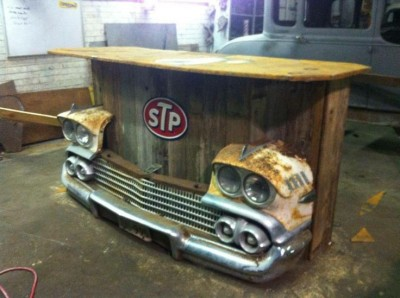 Green And Lean Upcycled Man Caves
