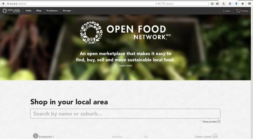 OFN Homepage