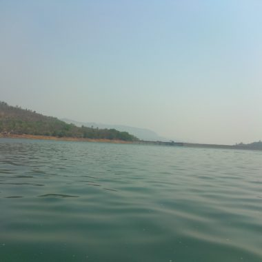 View during Boating