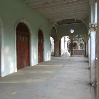 Palace Corridor