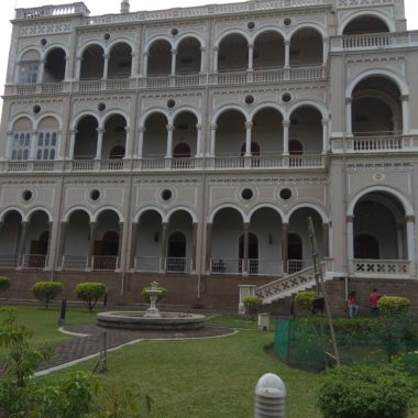 Palace Left side View