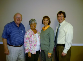 2012 Foundation Officers