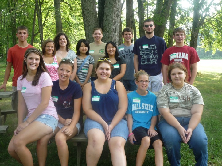 Fourteen students successfully completed the 2011 Greene County Student Awareness Tour Day on July 29.