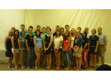 2011 Scholarship receipients