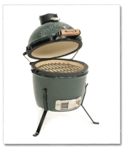 Mini Big Green Egg Review & Recommended Accessories