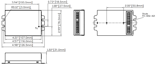 Fulham WorkHorse LED programmable constant current driver