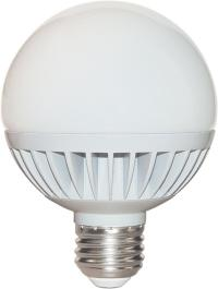 Satco S9052 - 8 Watt Dimmable LED G25 Globe Replacement ...