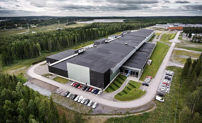 Facebook's new data center (© Facebook)