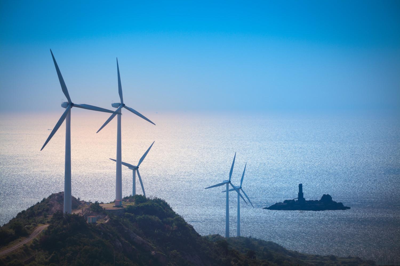 Irish wind power