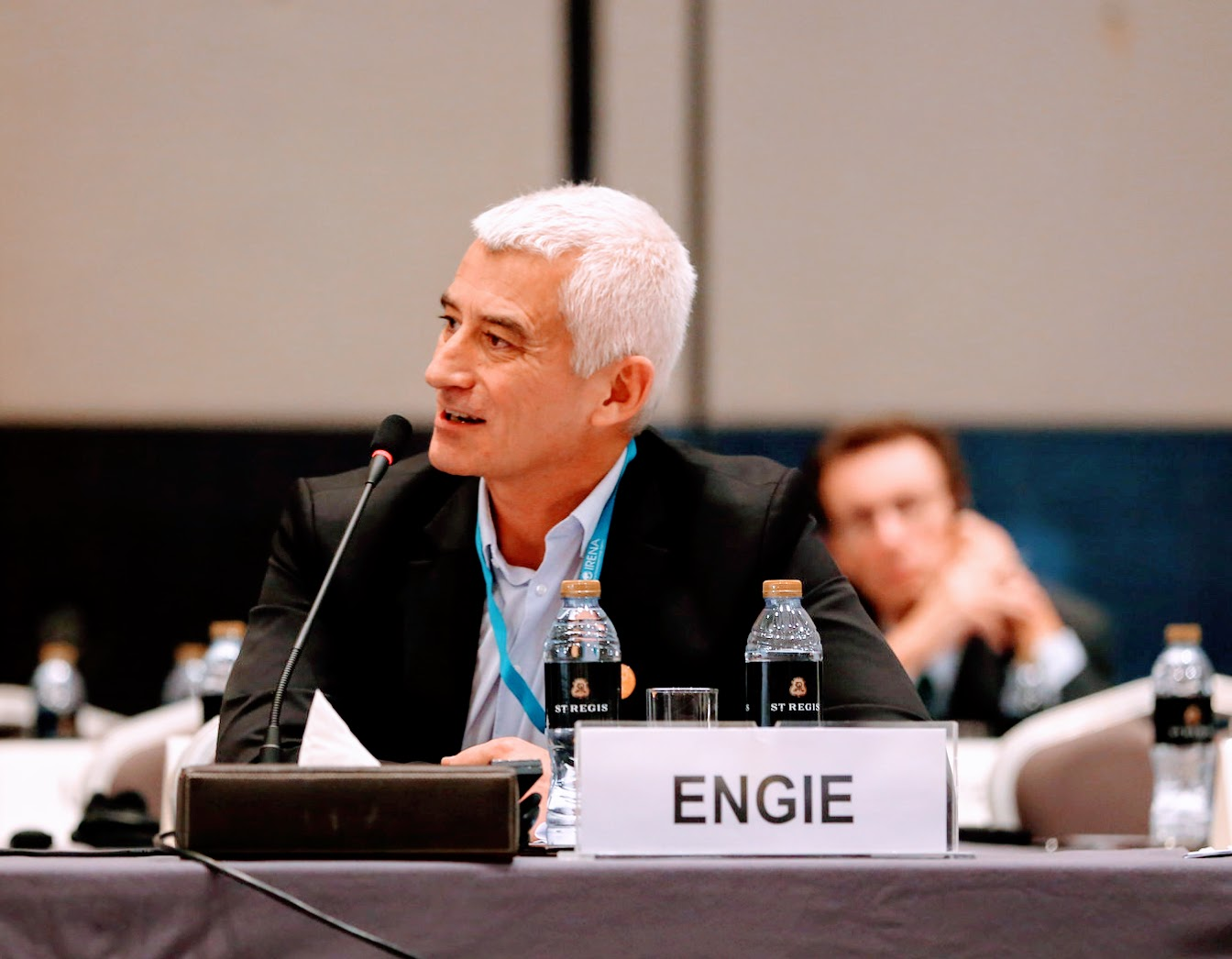 Thierry Lepercq, Engie's Executive Vice President of Research, Technology and Innovation