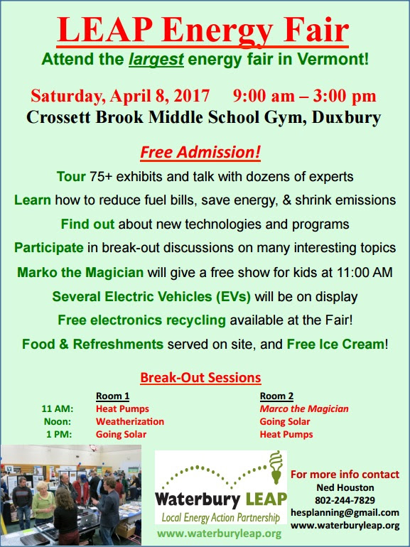 Waterbury Energy Fair
