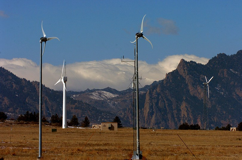 NREL's Wind Technology Center (Helen H. Richardson | Denver Post)