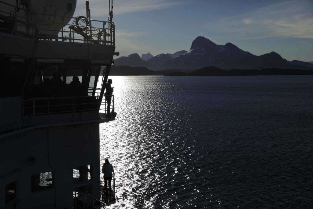 Northwest Passage (Photo: David Goldman, STF)