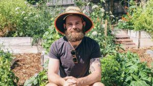 Why Dusty is ripping up his lawn to build a Victory garden