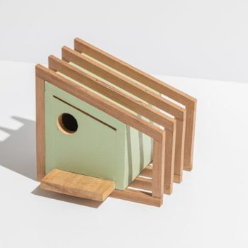 Nest Birdhouse Accessories and Curiosities