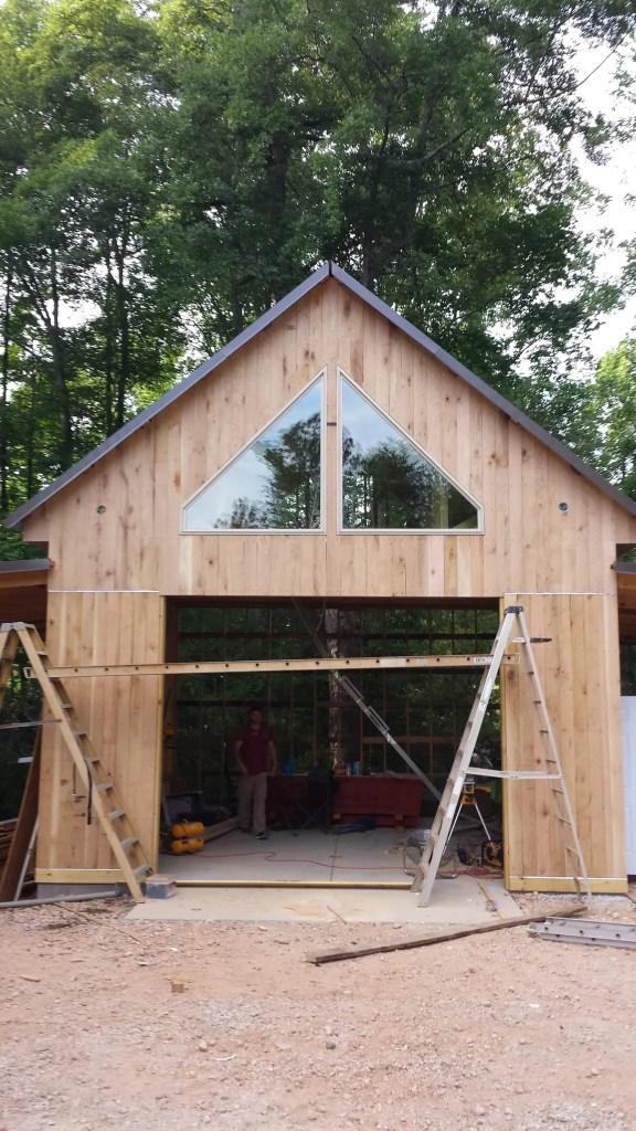 Custom Built Garage (15)