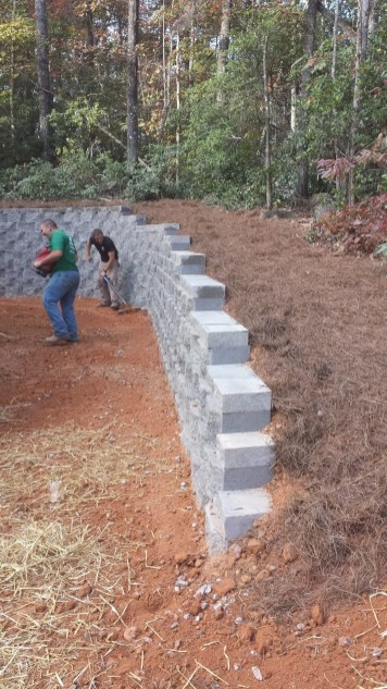 Keystone Retaining Wall (65)